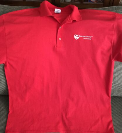 Red MH Osceola Polo Shirt