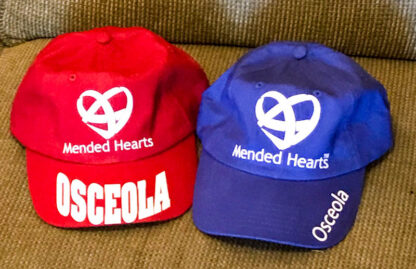 Mended Hearts Chapter Hats
